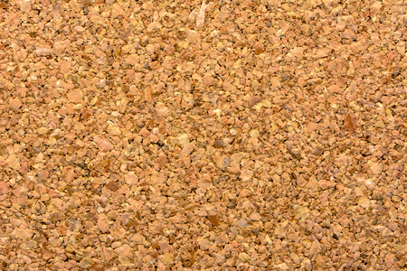 Brown background of cork, texture Stock Photo