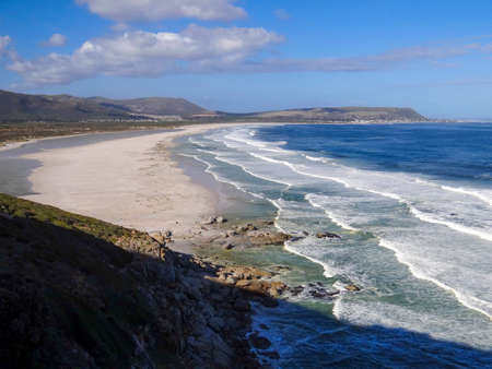 Walker Bay  in Cape Town, South Africa