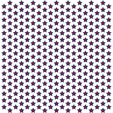 estrellas cinco puntas: estrellas de cinco puntas sobre un fondo blanco Vectores