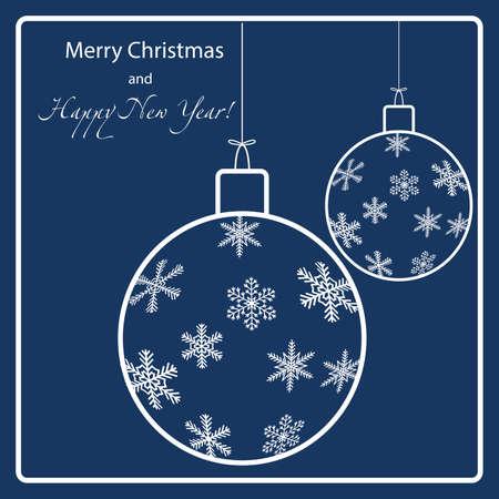 holiday: Holiday Snowflake Christmas balls
