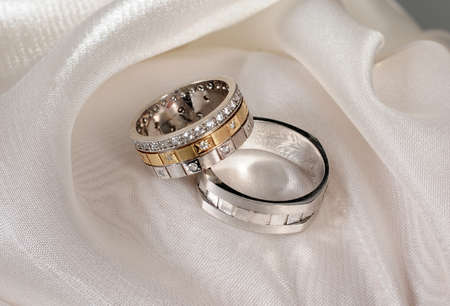 Wedding Ring Banque d'images