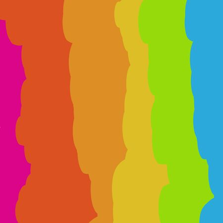 saturation: Abstract vector illustration background image color palette.