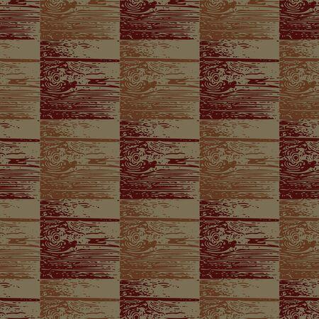 背景テクスチャ ベクターのシームレスなパターン寄木細工マツ板。 写真素材 - 44092278