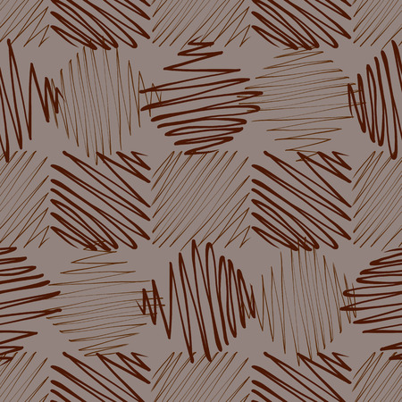paint samples: Background vector illustration chessboard strokes seamless pattern.