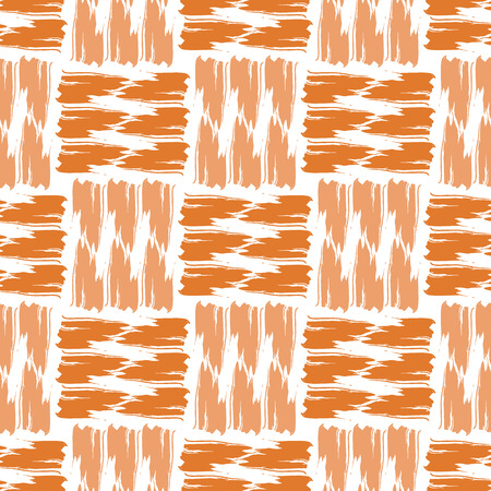dabs: Background a vector an illustration a seamless pattern from paint dabs. Illustration