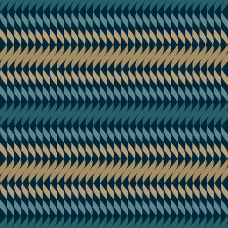 graphically: Background vector illustration seamless pattern of colored abstract waves. Illustration