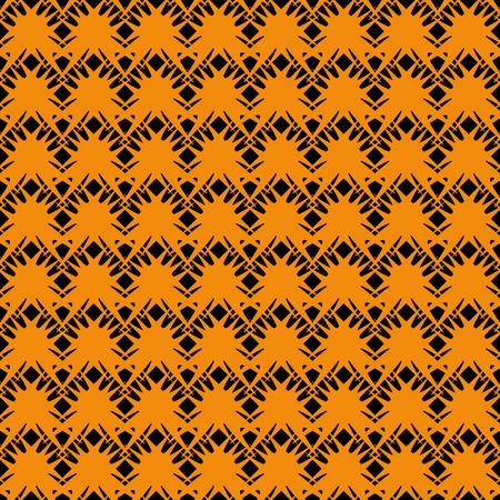 grille: Background illustration seamless pattern decorative grille. Illustration