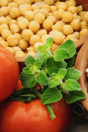 Gluten-free food - the legumes