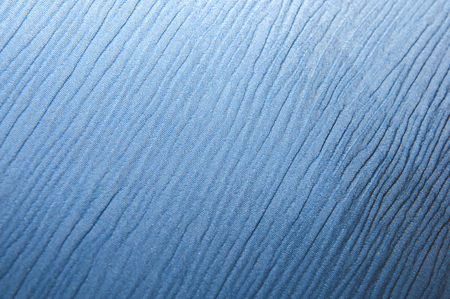 deepening: the background blue striped a fabric texture