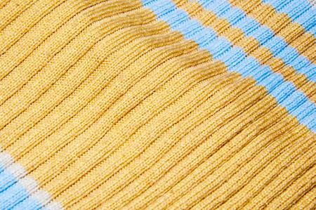 tejido de lana: multicolor tejido de lana a rayas del fondo de la textura