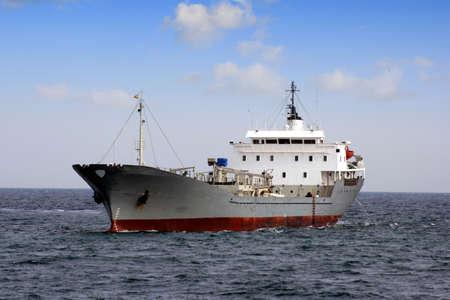 Merchant ship photo
