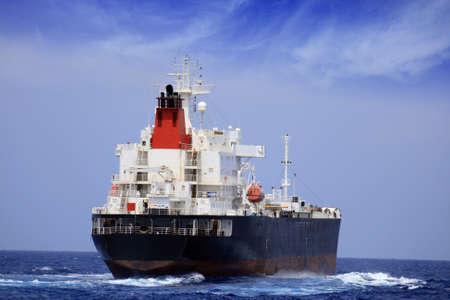 Petrol tanker transport photo