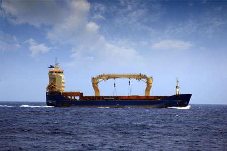 General cargo ship photo