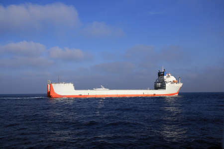 Yatch transport vessel photo
