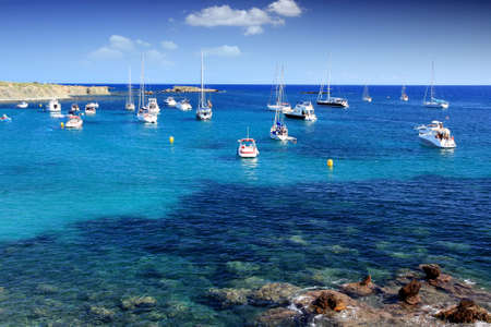 anchorage: Anchorage in Tabarca Islan, Spain