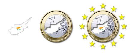 Euro  Cyprus photo