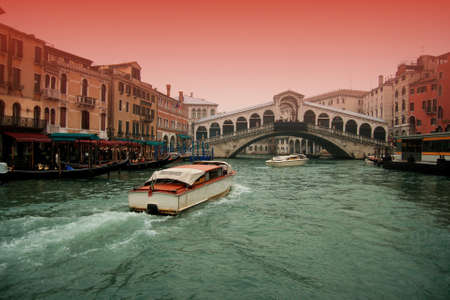 marcos: Rialto Bridge in Venice