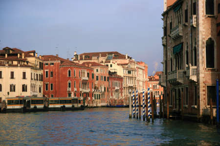 Grand Canal in Venice Stock Photo - 17318108