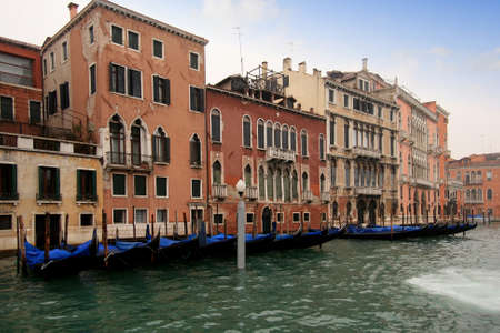Grand Canal in Venice Stock Photo - 17347422