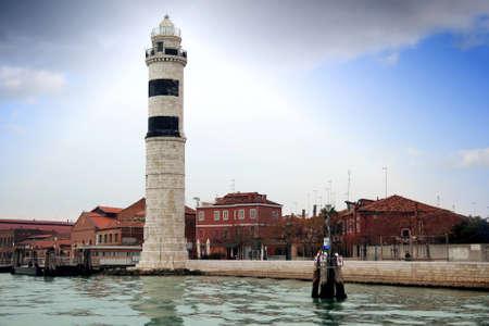 murano: Murano s lighthouse