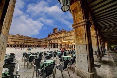salamanca: Plaza Mayor of Salamanca