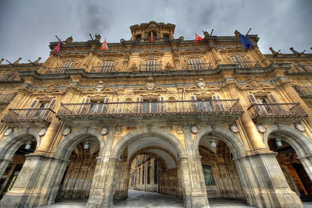 Plaza Mayor of Salamanca photo
