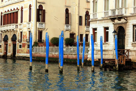 marcos: Buildings and hotels in the Grand Canal of venice