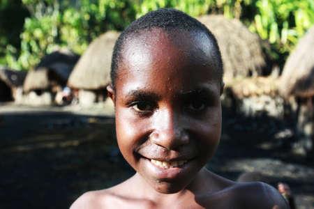 aborigen: Papua Editorial