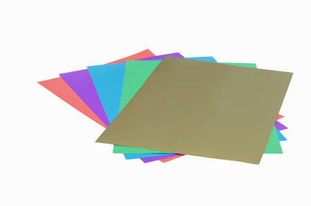 colored paper Stock Photo - 12206958