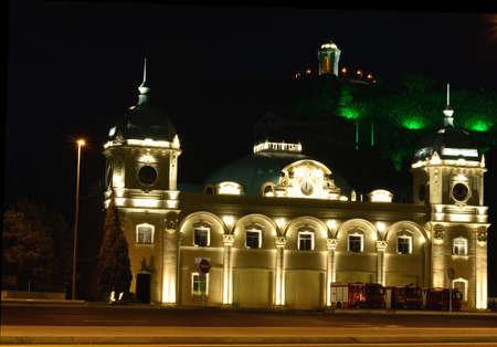 baku: Fire station. Baku. Azerbaijan