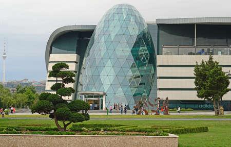 baku: Shopping Centre Park Blvd. Baku. Azerbaijan.