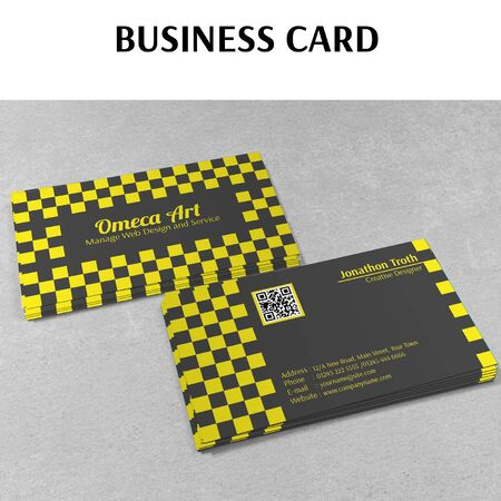 business cards: Business Card