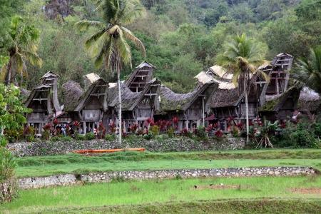 toraja: Kete Kesu - Grup Tongkonan