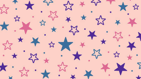 stars seamless pattern. You can use it in a group as background, wallpaper, wrapper, holiday prints, wallpaper, scrapbook, or even wedding ornament. You also can use it separately become icon or logo template.