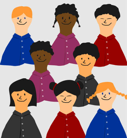 children around the world. You can use it in a group as background, wallpaper, wrapper, holiday prints, scrapbook, or even wedding. You also can use it separately become icon or logo template.