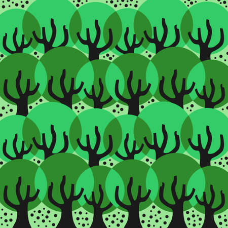 forest pattern. You can use it in a group as background, wallpaper, wrapper, holiday prints, scrapbook, or even wedding. You also can use it separately become icon or logo template. 일러스트