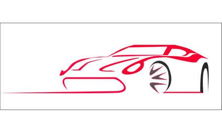 siluet: Car auto