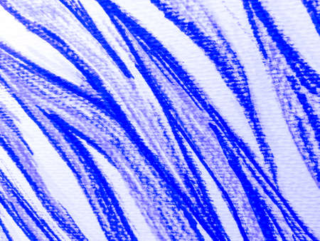 Tiger Tropical Pattern. Purple Folk Stripes. White Tigers Art. Cat Fur Pattern. Violet Geometric Leopard. Modern Stripes. Bright Zebra Ink. Stock Photo