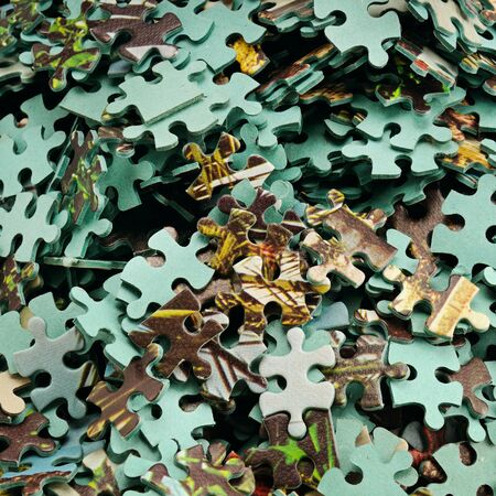 Game for development of abstract thinking Stock Photo - 15014101