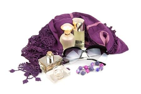 香水、女性のための他のアクセサリー