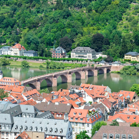 City of Heidelberg. Germany photo