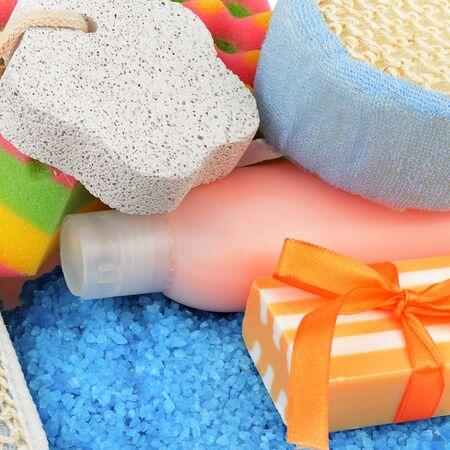 utiles de aseo personal: otros productos de higiene personal y jab�n