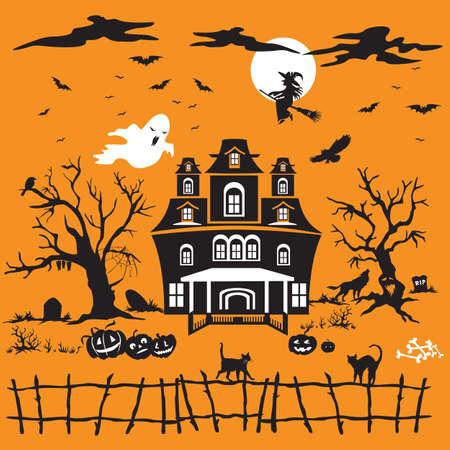 Illustration: Halloween Illustration