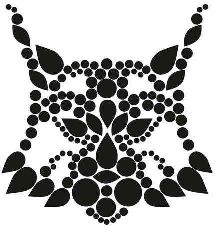 lynx: lynx head illustration