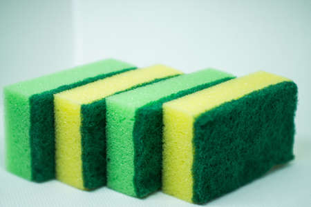 Sponges for washing dishes