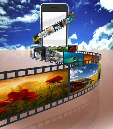 downloading content: film 3d