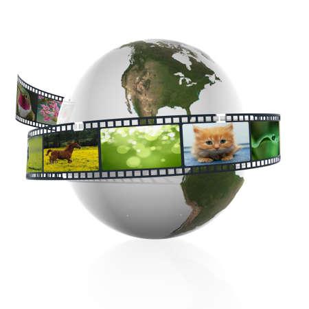 negative spaces: film 3d