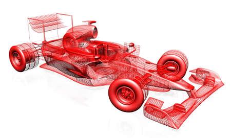 3d car photo