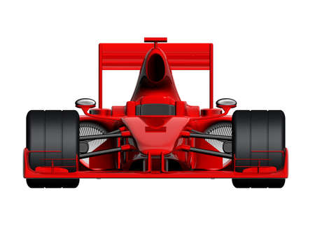 one vehicle: 3d car