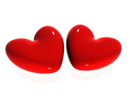 forever: 3d heart